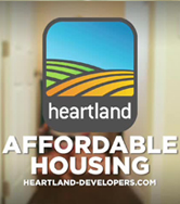 Heartland Developers Website Design